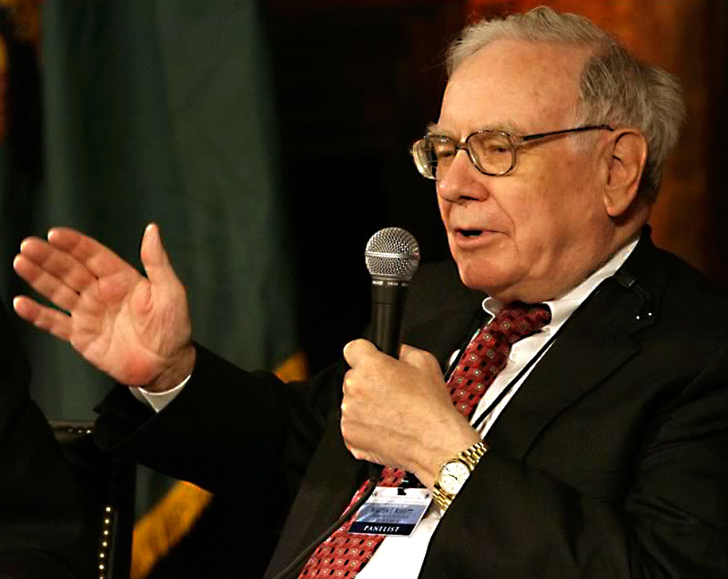 warren-buffett-rolex-president