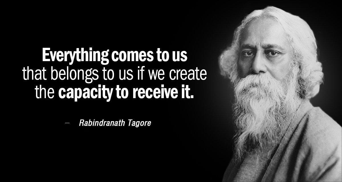 everything rabindra tagore
