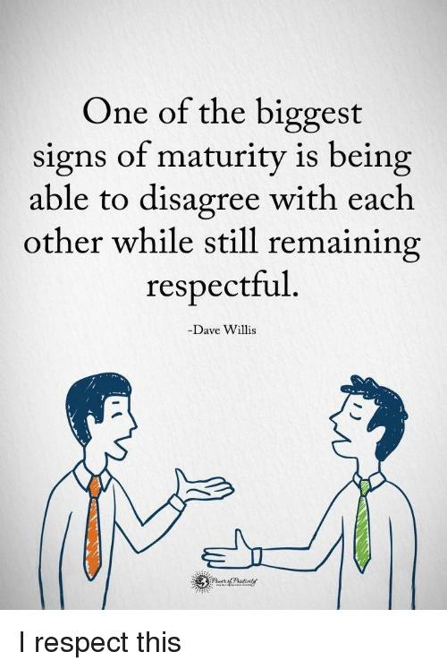 maturity 7