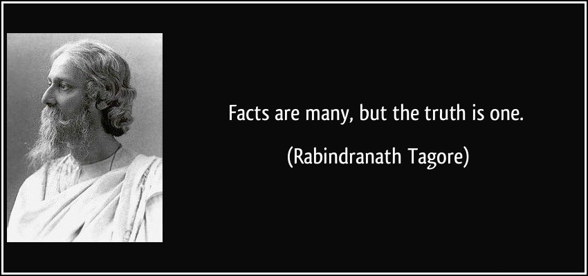 tagore facts