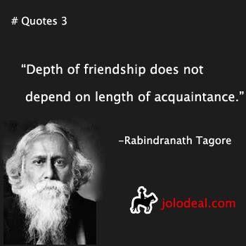 tagore friend