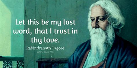 tagore love
